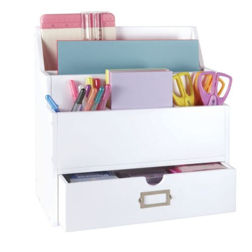 Desktop Organizer with Drawer Product image