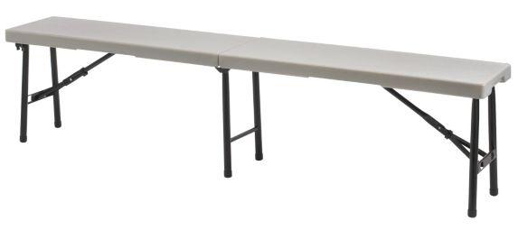 For Living Centre Folding Bench, 6-ft