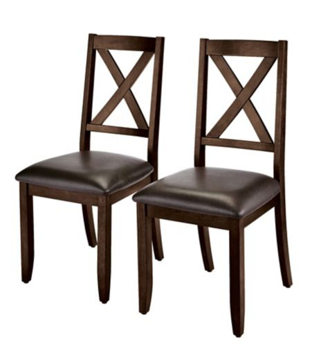 CANVAS Evan's Creek Dining Chair Set, 2-pc Product image