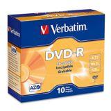 Disques DVD-R Verbatim, paq. 10 | Verbatimnull