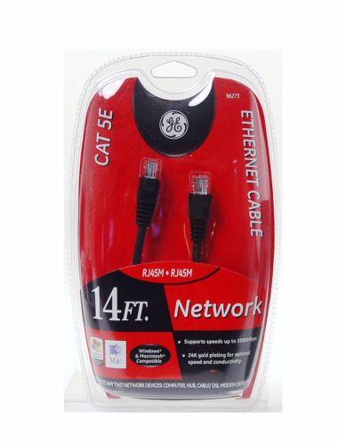 Câble Ethernet CAT 5e GE, 14 pi Image de l'article