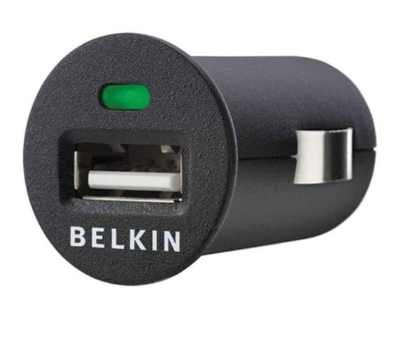 Chargeur de voiture micro Belkin 12 V Image de l'article