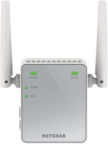 NETGEAR Essentials Edition N300 WiFi Range Extender (EX2700)
