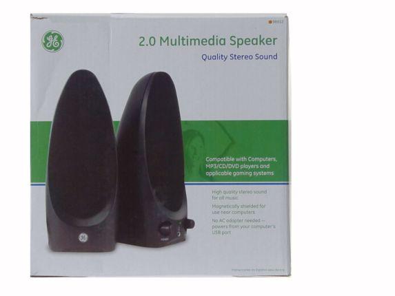 2.0 Multimedia Speakers Product image