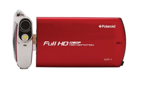 Polaroid Thin Touch Camcorder Product image