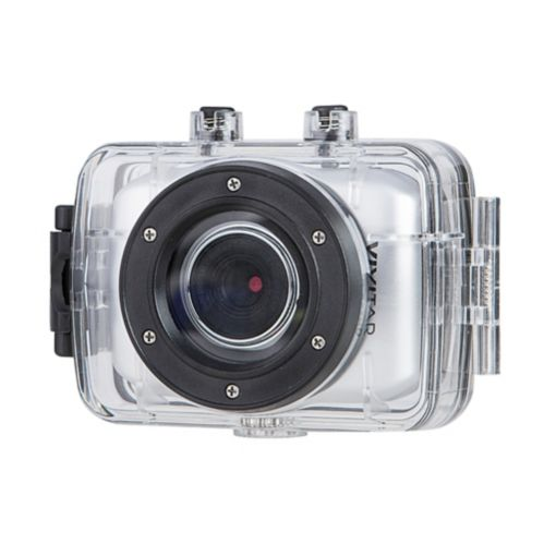 Vivitar DVR 783HD Action Camera with Selfie Stick Product image