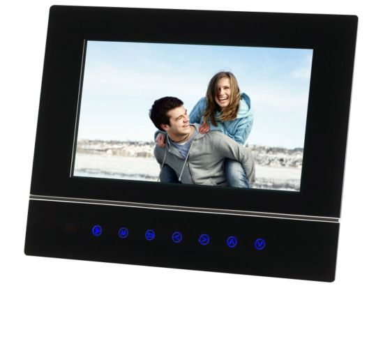 Electrohome 8-inch Digital Photo Frame with Touchpad Control Product image