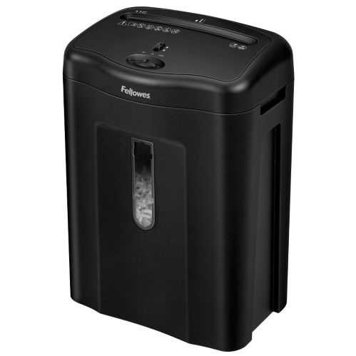 Fellowes Cross Cut 11-Page Paper Shredder Product image