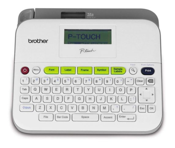Brother Desktop Label Maker With AC Adapter Product image