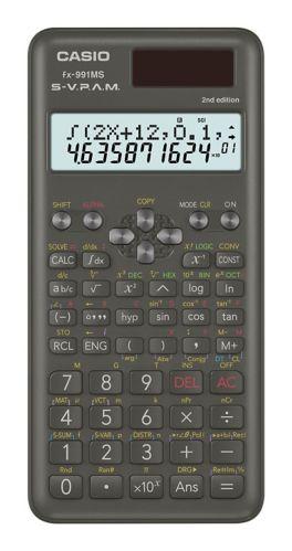 Calculatrice scientifique Casio FX-991