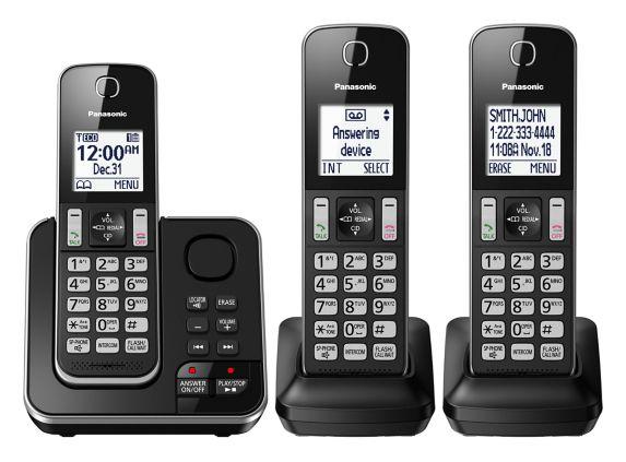 Panasonic DECT 6.0 Cordless Telephone Product image