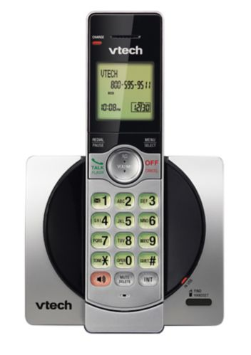 VTech 1 Handset Cordless Phone System with Caller ID Product image