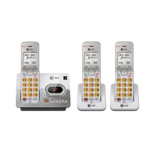 Téléphone AT&T à 3 combinés sans fil et répondeur numérique Image de l'article