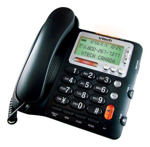 Téléphone avec fil VTech, grosses touches Image de l'article