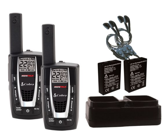Cobra GMRS Bundle, 45 Km Range Product image