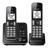 Panasonic 2-Handset Cordless Phone with Answering System | Panasonicnull