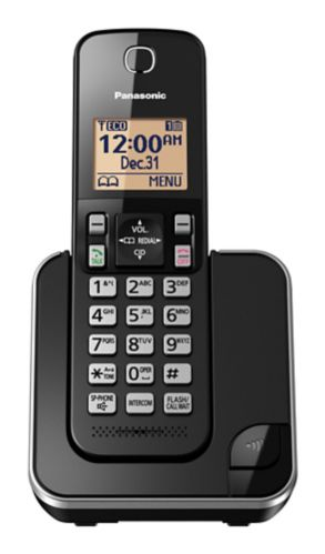 Panasonic 6.0 DECT Big Button Cordless Handset Product image