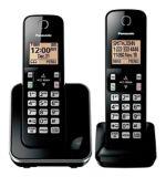 Panasonic 6.0 DECT Cordless Phone, 2-Handsets | Panasonicnull