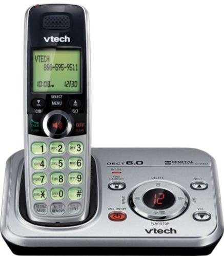 Téléphone sans fil VTECH DECT 6.0 avec répondeur Image de l'article