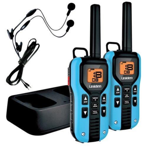Radios imperméables bidirectionnels SRMG Uniden, 64 km Image de l'article