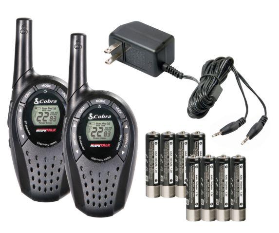 Cobra GMRS 32-km Radios Product image
