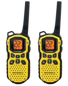 Motorola Waterproof GMRS 56-km Radios