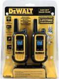 DEWALT 1W GMRS Waterproof 2-Way Radios, 2-pk | DEWALTnull