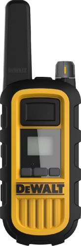 DEWALT 2W GMRS Waterproof 2-Way Radios, 2-pk Product image