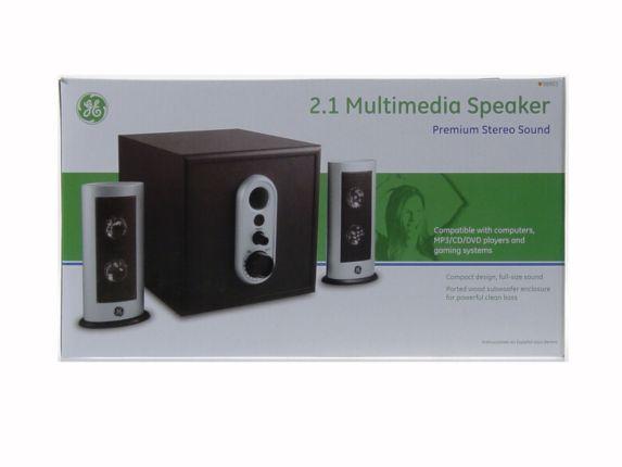 2.1 Multimedia Speakers Product image