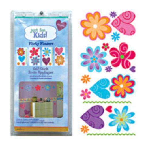 Appliqués, fleurs Flirty Flowers Image de l'article