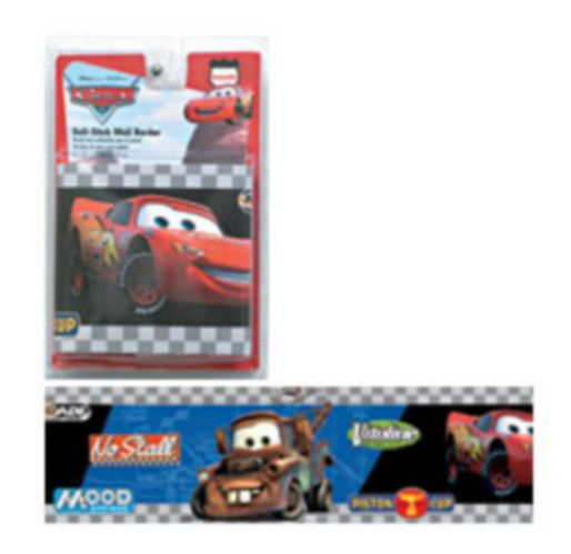 Disney Cars Border, 5-in Product image