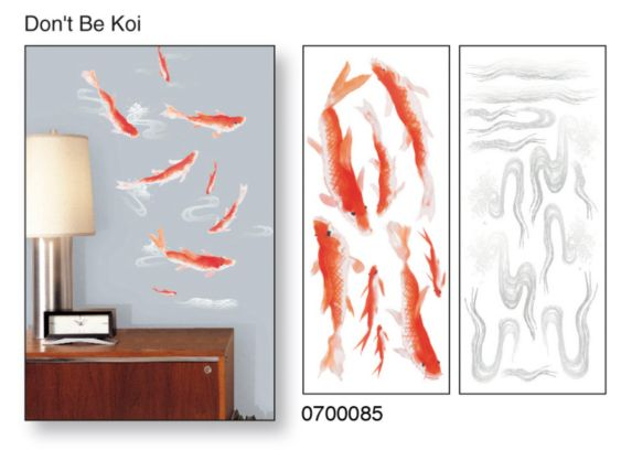 Snap! Instant Wall Art, Don't Be Koi Product image