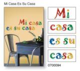 Snap! Instant Wall Art, Mi Casa Es Su Casa | Snap!null