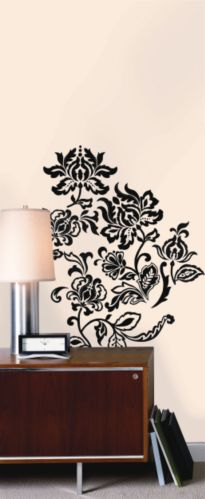 Applique murale Snap!, Rose de Damas