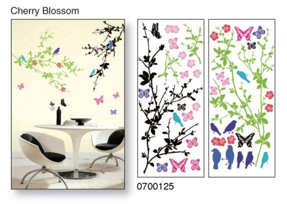 Snap! Instant Wall Art, Cherry Blossom