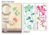Applique murale Snap!, chrysanthème | Snap!null