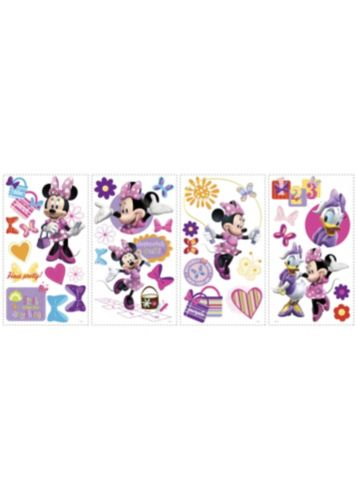 RoomMates Minnie Mouse Peel & Stick Wall Decals Product image