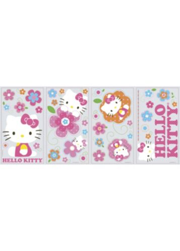 RoomMates Hello Kitty Peel & Stick Wall Decals Product image