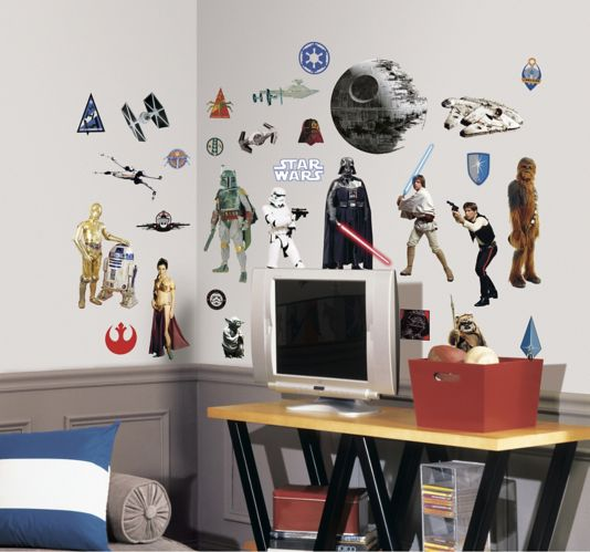 RoomMates Star Wars Wall Decals Product image