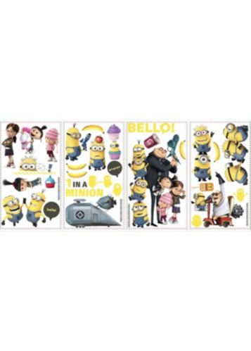 RoomMates Despicable Me 2 Wall Decals Product image