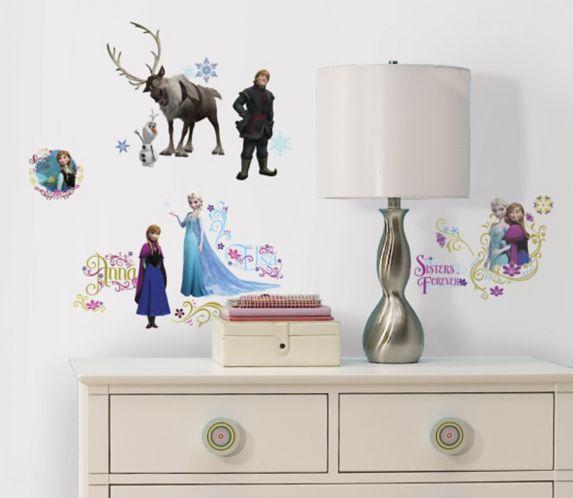 RoomMates Disney's Frozen Wall Decals