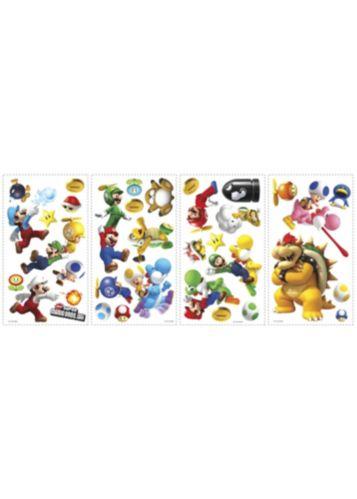 Décalcomanies murales RoomMates Super Mario