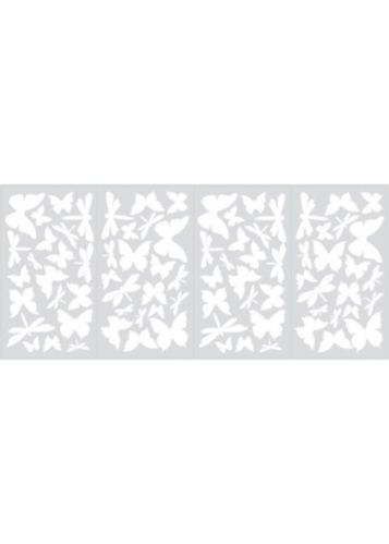 RoomMates Butterfly Glow-in-the-Dark Wall Decals Product image