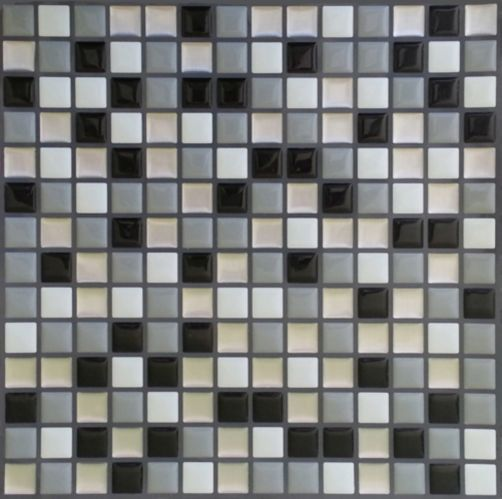 Peel & Impress Urban Mini Vinyl Wall Tile, 4-pk