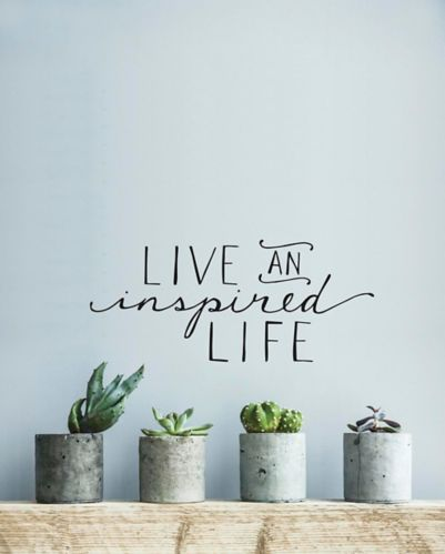 CANVAS Wall Decal, Inspired Life Product image