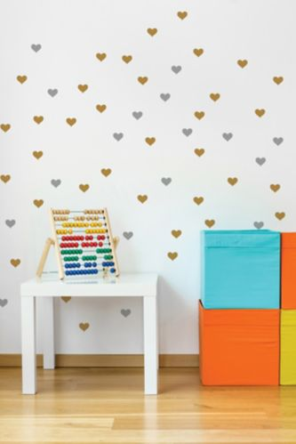 CANVAS Wall Decal, Little Hearts Product image