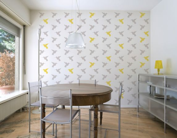 CANVAS Wall Decal, Hummingbird Product image