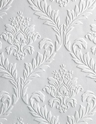 Paintable Wallcoverings, Floral Silhouette Product image