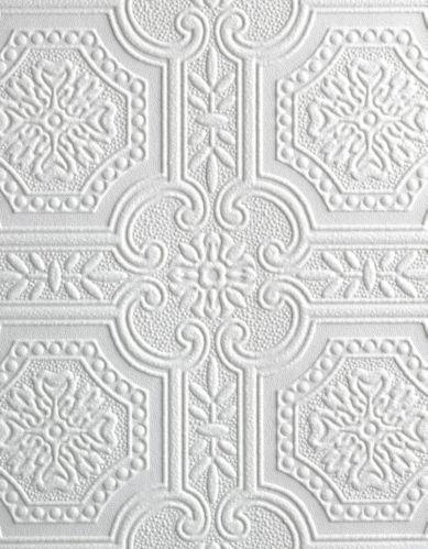 Revêtement mural, plafond étamé classique