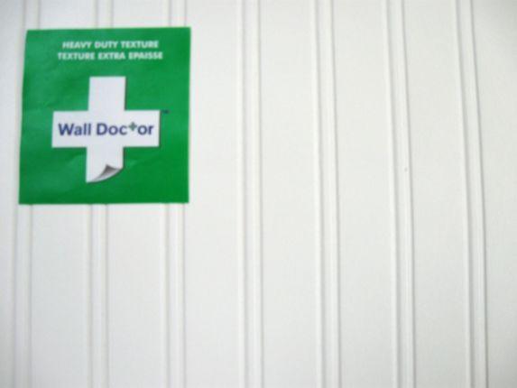 Papier tenture Wall Doctor, motif de baguettes Image de l'article